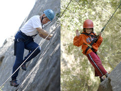 Rock Climbing Photo: One of the great privileges of my guiding career w...