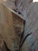 Rock Climbing Photo: Not a bad rest...