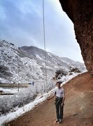 Rock Climbing Photo: Finishing up 20 13s before 2013 with 15 days to go...