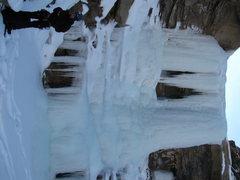 Rock Climbing Photo: deadbolt p1