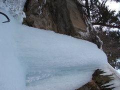Rock Climbing Photo: bushdiver p2
