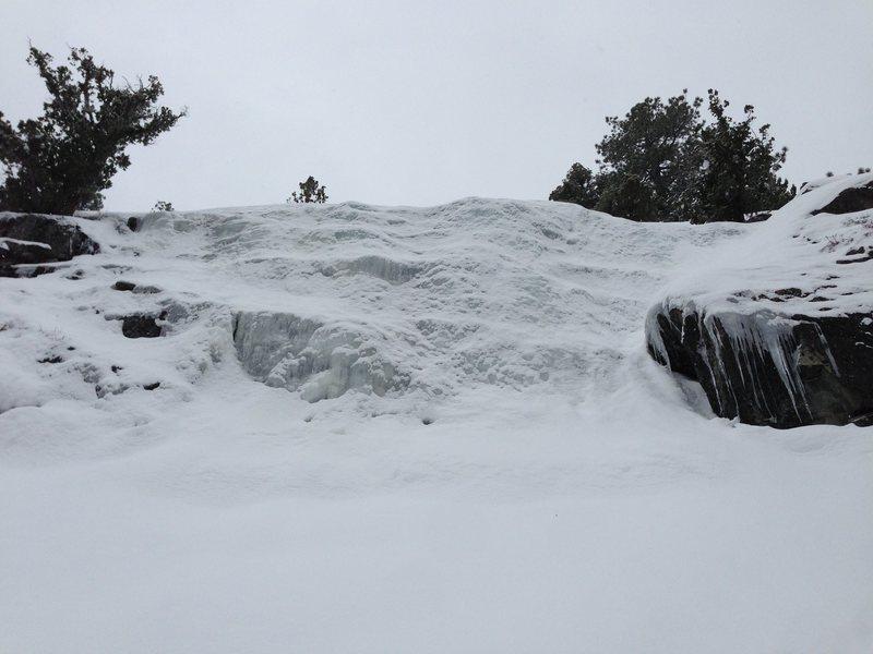 Rock Climbing Photo: Highway 89 Roadside Ice