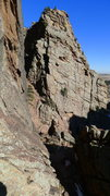 Rock Climbing Photo: Views of Wind Tower.