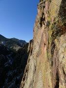 Rock Climbing Photo: Looking toward Walker Ranch.