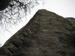 Rock Climbing Photo: Shothole Number One
