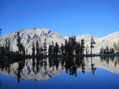 Rock Climbing Photo: Pear Lake