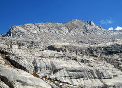 Rock Climbing Photo: Northwest Ridge of Winter Alta. Pass the obvious b...