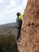 """Rock Climbing Photo: Testing holds on """"20 Nuggets for $4.99"""