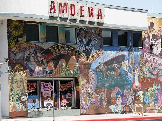 Amoeba Records, Hollywood