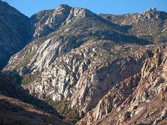 Rock Climbing Photo: Keyhole Canyon, CA