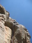 Rock Climbing Photo: Jim Beyer.... Not sure if these are the same climb...