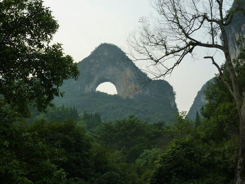 Rock Climbing Photo: The Moon Hill.  My hands got sweaty when I stood u...