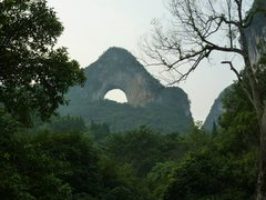 Rock Climbing Photo: The Moon Hill.  My hands got sweaty when I stood u...