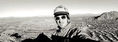 Rock Climbing Photo: Summit Pinnacle Peak! A dream of mine since I was ...
