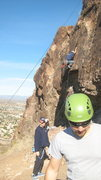 Rock Climbing Photo: OVERLOOK MOUNTAIN, PHX, AZ