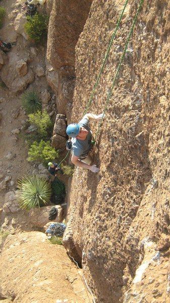 Rock Climbing Photo: Queen Creek, AZ / The Pond