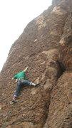 Rock Climbing Photo: Queen Creek, AZ / The Pond / unlimited climbing!