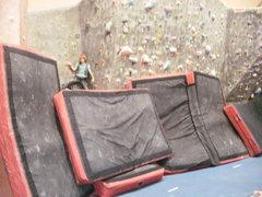 Rock Climbing Photo: AZ on the ROCKS - Summer Camp - Fort Building
