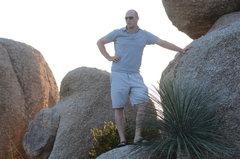 Rock Climbing Photo: Finishing the Day
