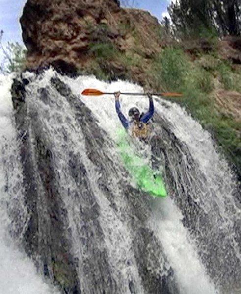 20/20 falls @ Fossil Creek!