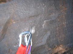 Rock Climbing Photo: nice bolt