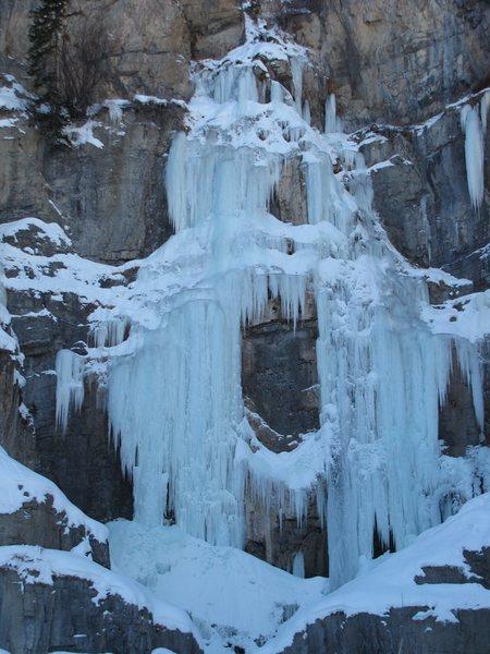 Stewart Falls, January 5
