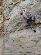 Rock Climbing Photo: Pork