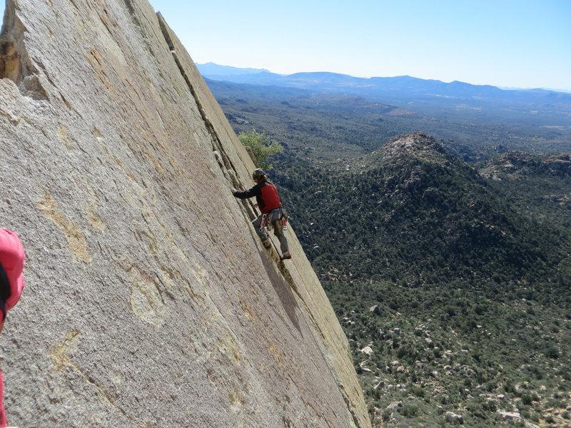 Rock Climbing Photo: Nice day