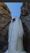 Rock Climbing Photo: plenty of ice in Utah