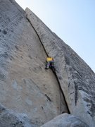 Rock Climbing Photo: Gettin' busy