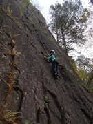 Rock Climbing Photo: P1 is great for kids