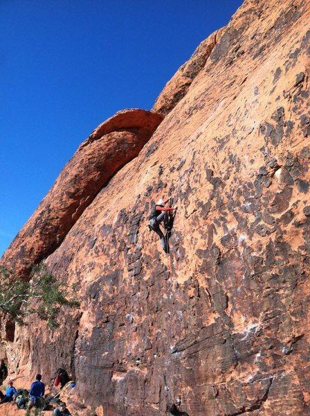 Rock Climbing Photo: rocktober