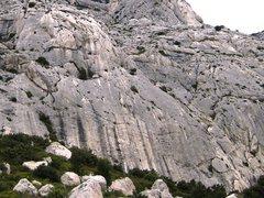 Rock Climbing Photo: Aiguille Bertine