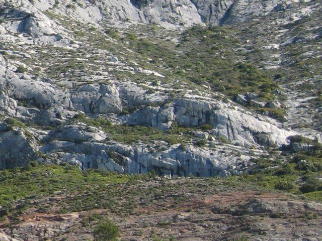 Rock Climbing Photo: Le Labo at Sainte Victoire