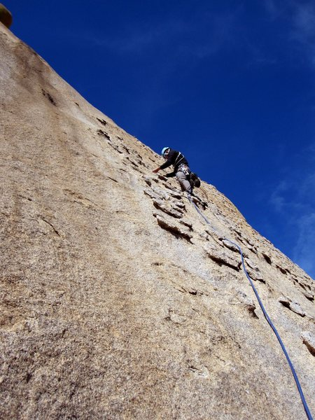 Rock Climbing Photo: Cochise stronghold