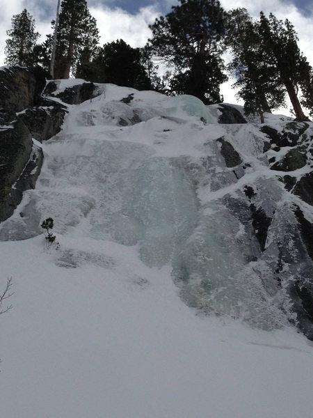 Rock Climbing Photo: South Side of Canyon