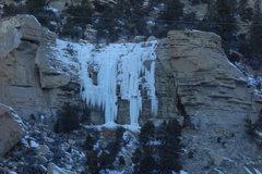 Rock Climbing Photo: Wonderwall