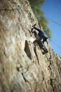 Rock Climbing Photo: Climbing Scooby Snacks