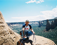 Rock Climbing Photo: Independence monument, Colorado National Monument ...