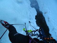 Rock Climbing Photo: ice ire ibaua
