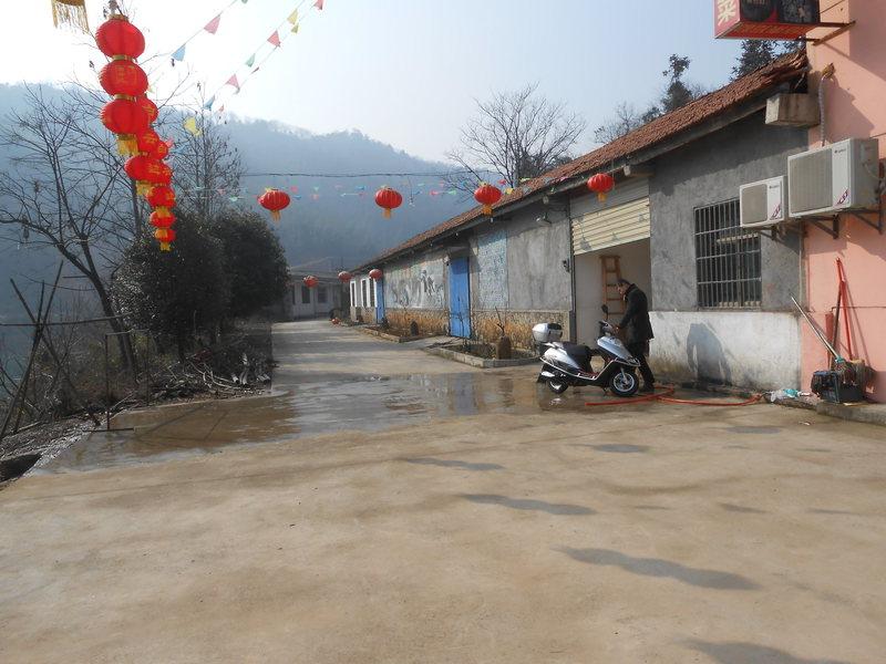 Rock Climbing Photo: Mingshuiquan, Xianning, Hubei province, P.R.China