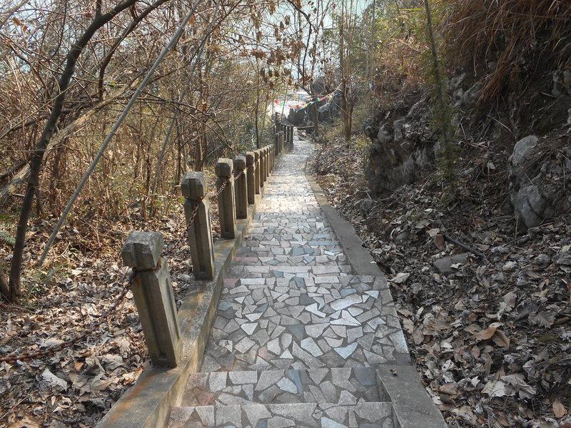 Mingshuiquan, Xianning, Hubei province, P.R.China