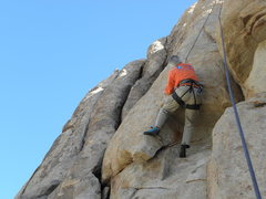 Rock Climbing Photo: Wendell Smith on AAthe W