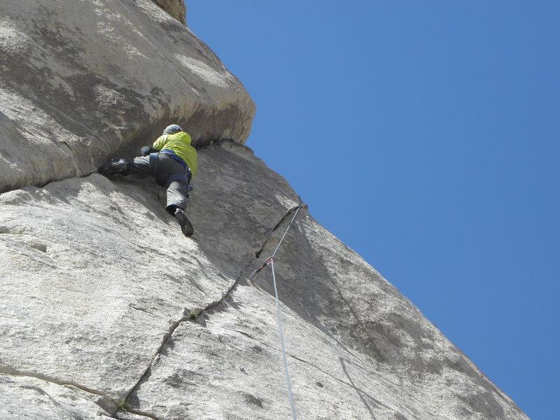 Rock Climbing Photo: T the LG