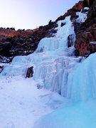 Glenwood Falls, 12/14/2013.