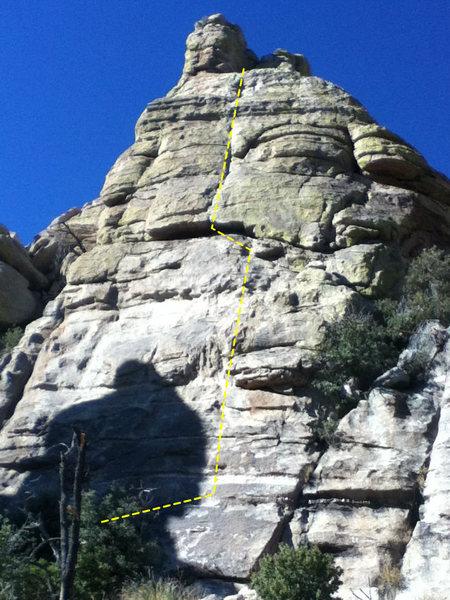 Rock Climbing Photo: R4