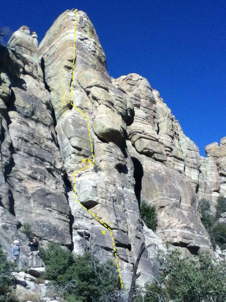 Rock Climbing Photo: R1.