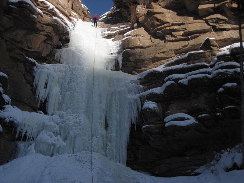 Chipeta Falls.