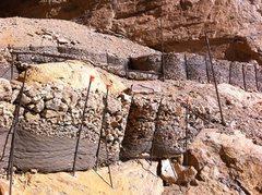 Rock Climbing Photo: the terraces.