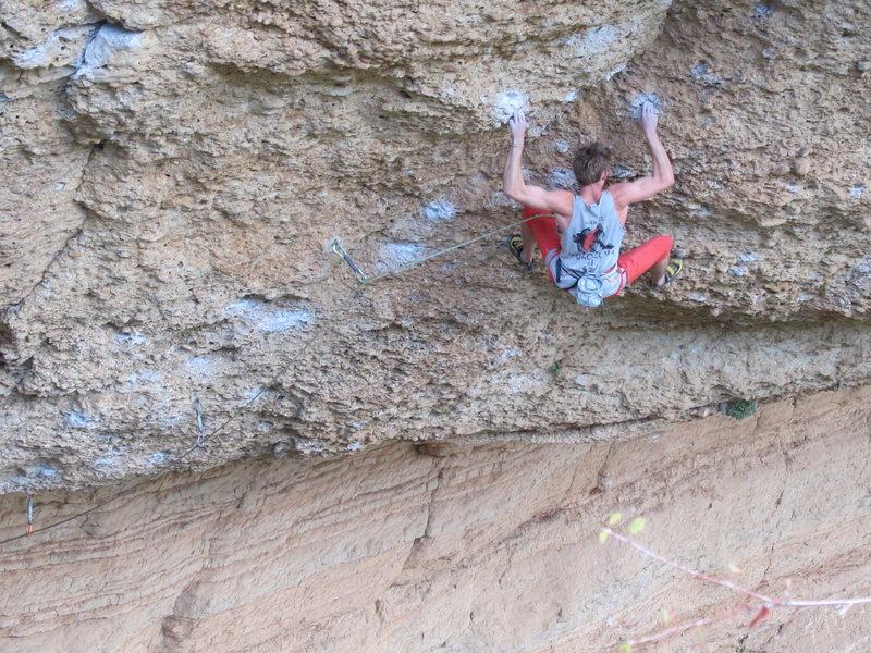 Rock Climbing Photo: Deeelightful